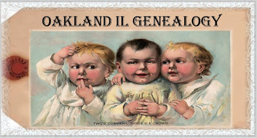 Oakland Illinois Genealogy