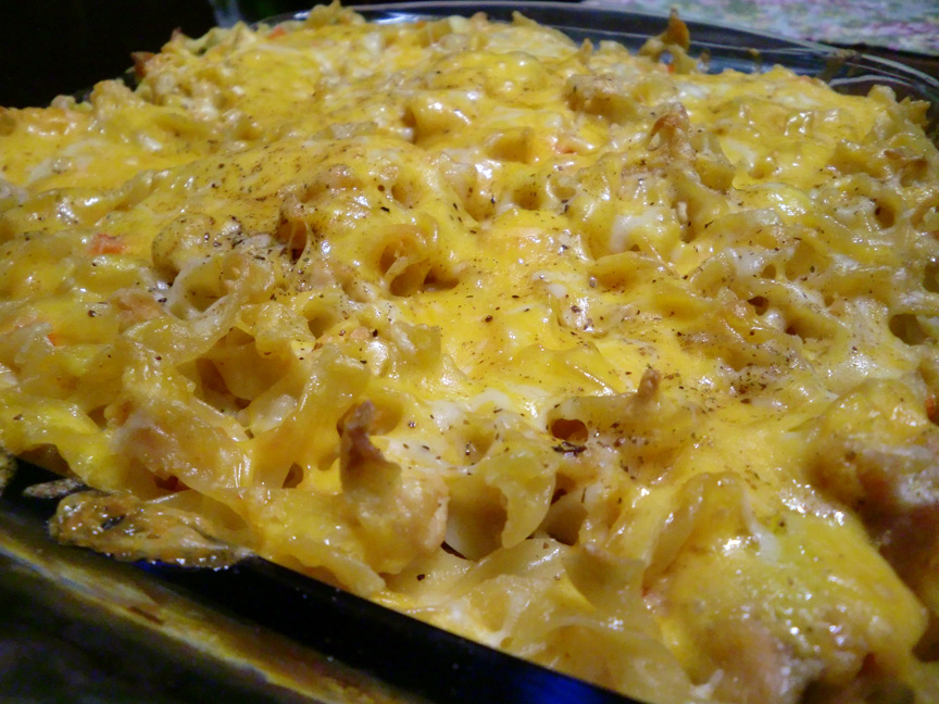 chicken casserole i found online it turned out better than expected i ...