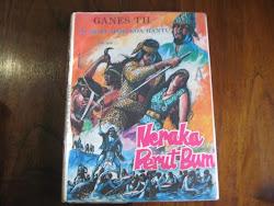 Jual Komik Silat Jadul Antik Indonesia