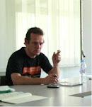 Rencontre avec Gilles Jobin à Genève