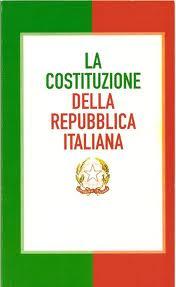 CONOSCERE LA COSTITUZIONE DELLA REPUBBLICA ITALIANA