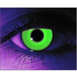 Glow in the Dark Contact Lenses: Glow in the Dark Contact ...