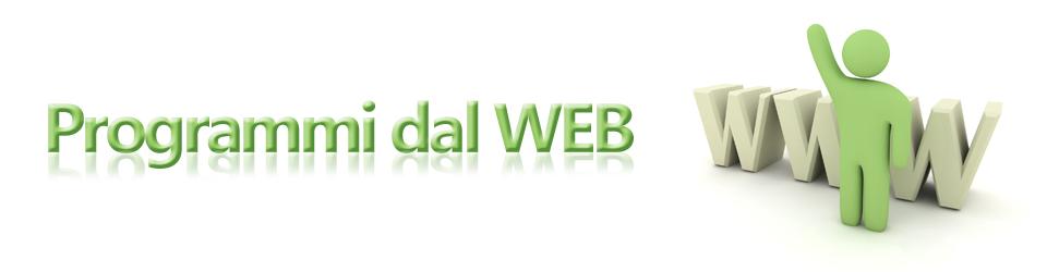 Programmi dal web