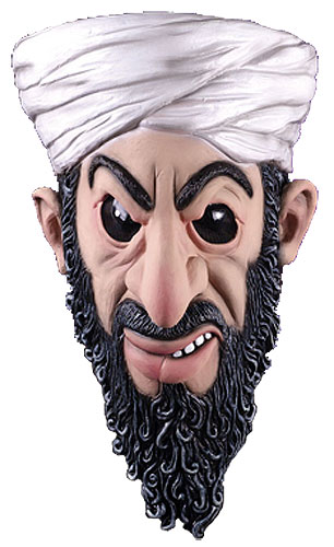 osama bin laden cartoon picture. osama bin laden cartoon