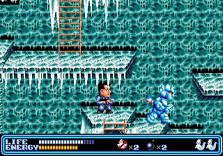 It wouldn't be a platformer without an ice stage.