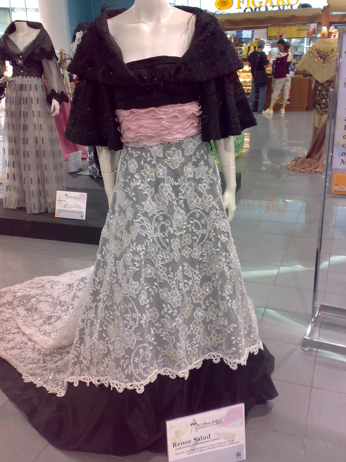 Modern Filipiniana