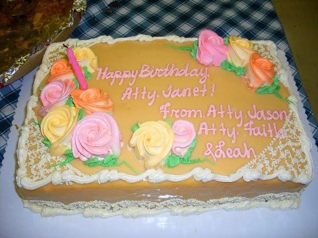 Estrel S Rectangular Cake