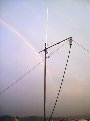 Working The Diamond X2meter70cm Dual Band Antenna -