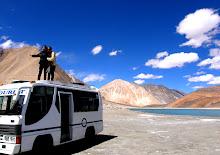 穿越轮回的圣湖 Pangong Lake (拉达客系列7)