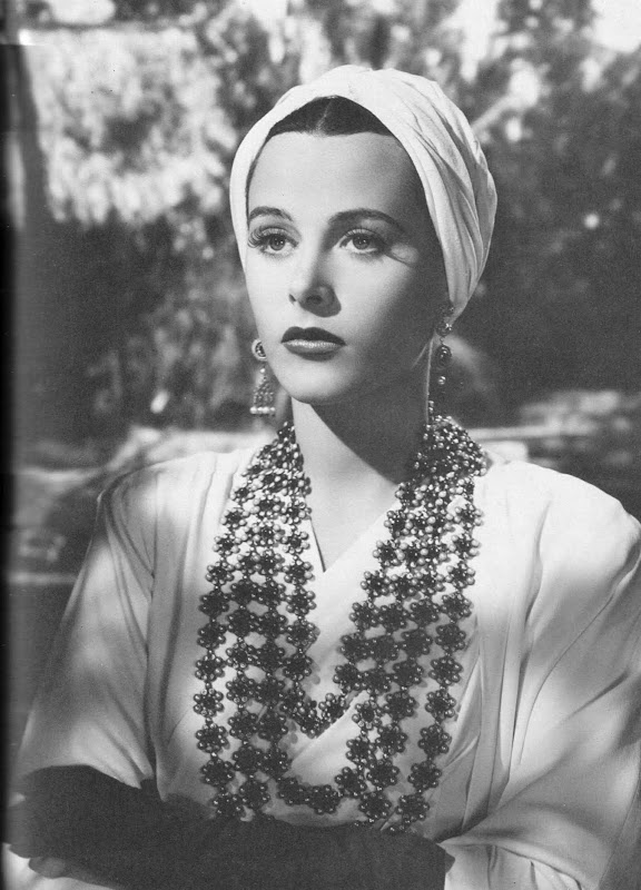 tammy blanchard hedy larue. Turban Thursday