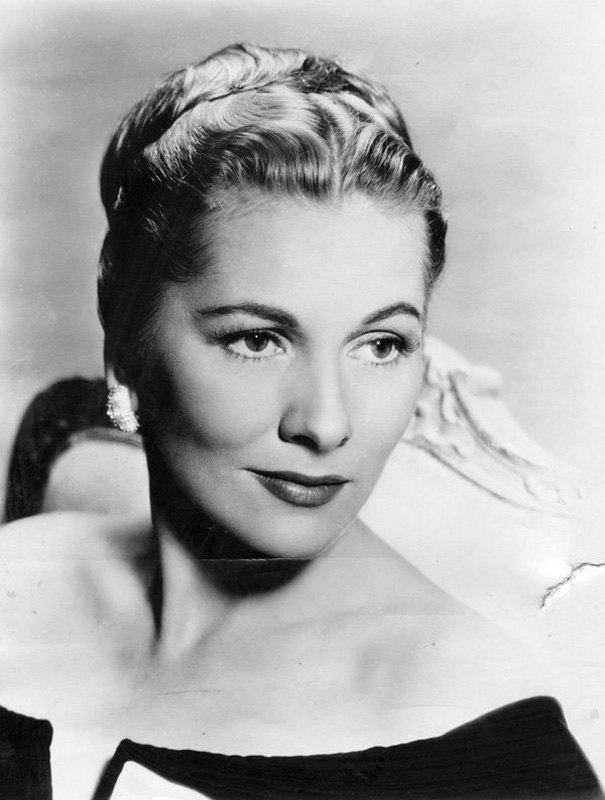 Joan Fontaine - Wallpaper Gallery
