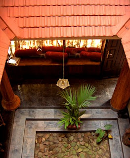 Central Courtyard ( Nadumuttam) -Traditional Kerala Sustainable