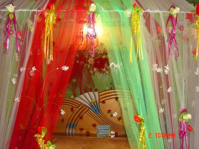 Pakistani Wedding Room Decoration Pictures Bedroom Photograph Of Chh