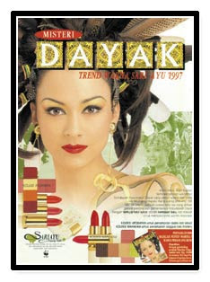 trends 1997 dayak