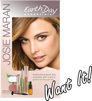 Josie+Maran+Earth+Day+Essentials