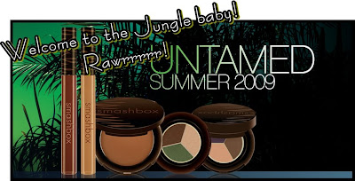 smashbox+untamed+summer+2009