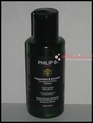 Philip+B+Peppermint+and+Avocado+Volumizing+%26+Clarifying+Shampoo+1