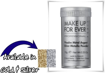 make+up+for+ever+Metallic+Powder