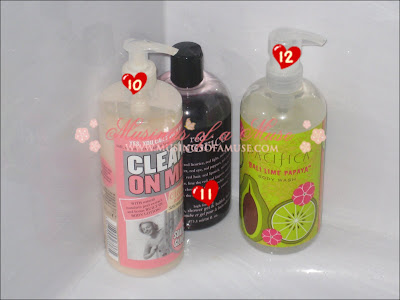 Bath+and+Body+Works+Philosophy+Lush+Cosmetics+Soap+and+Glory+4