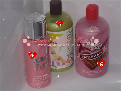 Bath+and+Body+Works+Philosophy+Lush+Cosmetics+Soap+and+Glory+2