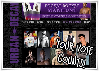urban+decay+pocket+rocket+manhunt+contest