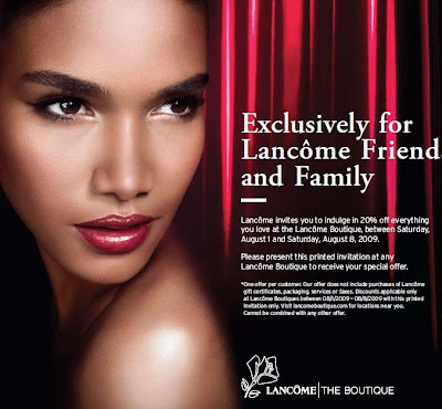 lancome+coupon