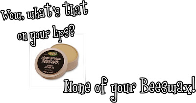 Lush+None+of+Your+Beeswax+Lip+Balm
