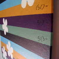 Handpainted growth charts by JTurn Designs