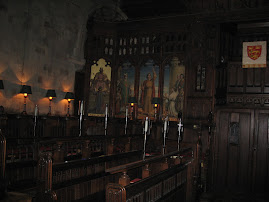 St. Bartholomew--haunted church?