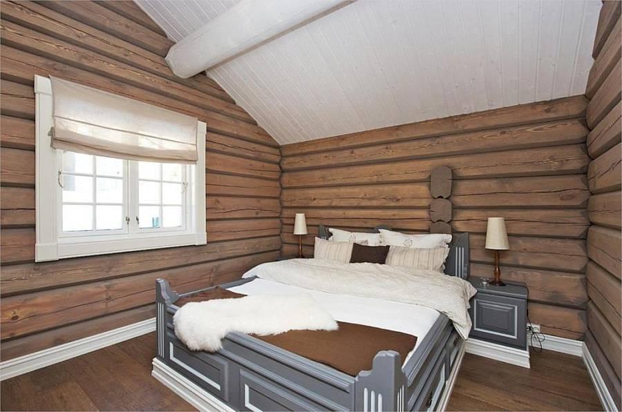 Topp Zansblogg: Laftet hytte på Kvitfjell IU-24