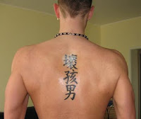 These guys think they're getting the esoteric Chinese characters for