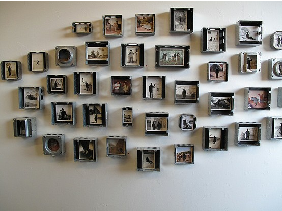 wall of frames dreaming of palm trees wall of frames cool wall frames