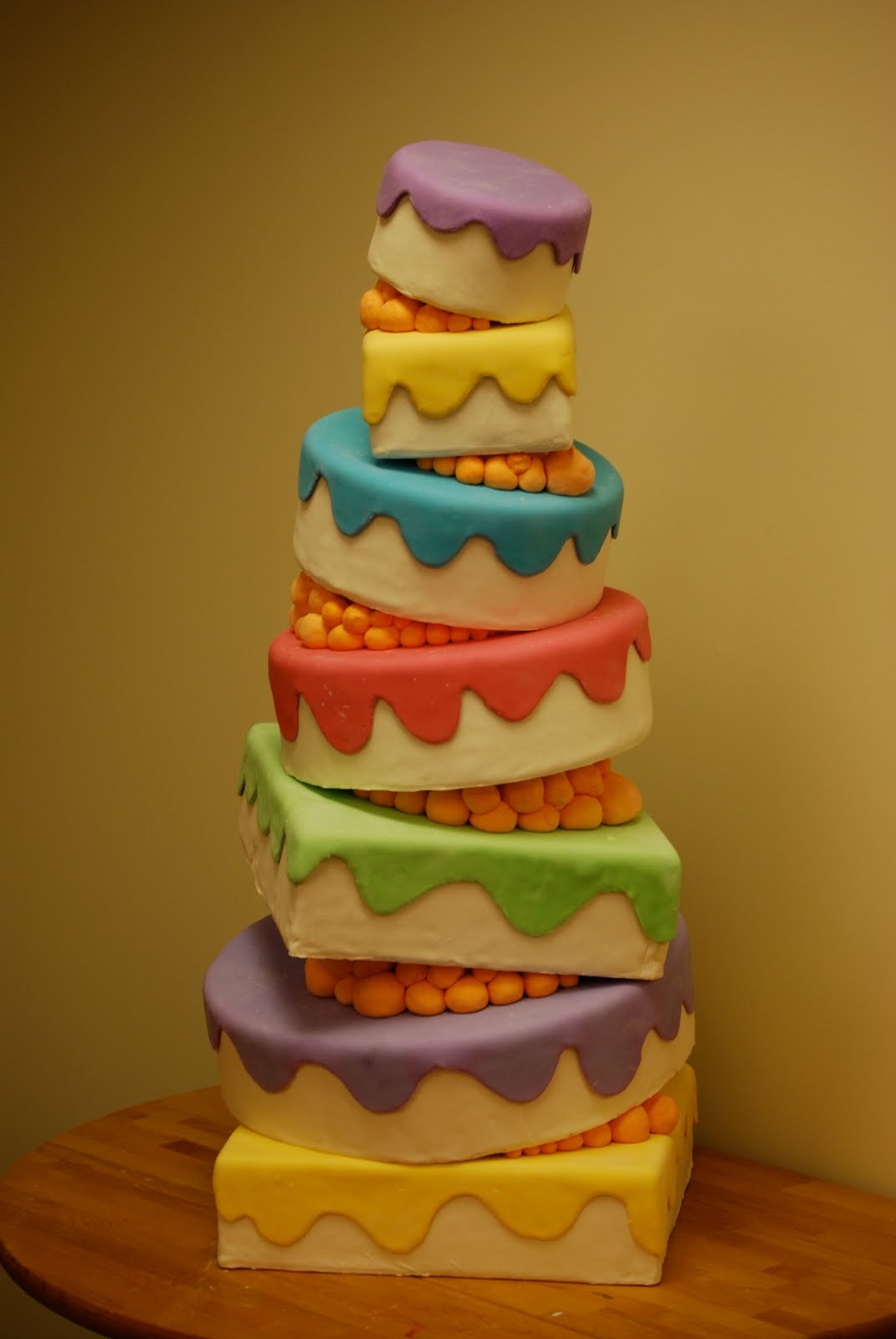 how to make cake sculptures