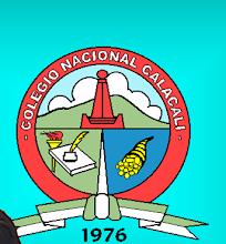 ESCUDO COLEGIO NACIONAL CALACALI