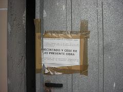 """Edificio """"Recinto Ferial"""""""
