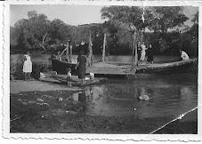 La Barca sobre el rio Guadiaro