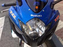 Suzuki Gsxr 600 competi