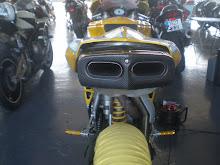 Te gusta esta trasera de Ducati ???
