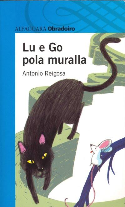 Lu e Go pola muralla