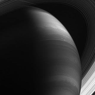 Fotografía de Saturno IV