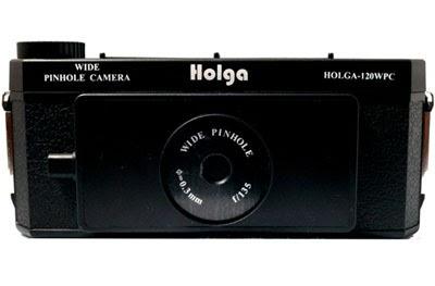 Review of Holga Wide Pinhole Camera (WPC)