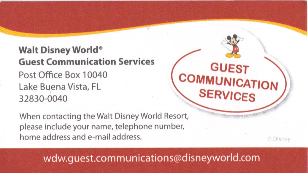Williams Family: Disney Woe To Disney Wow--Part 2