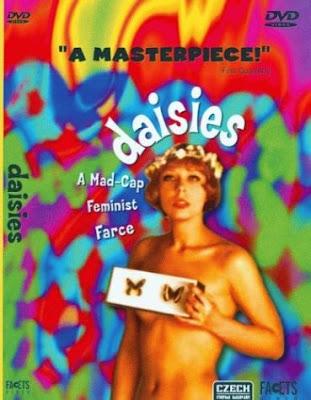 Daisies Sedmikrasky DVD cover