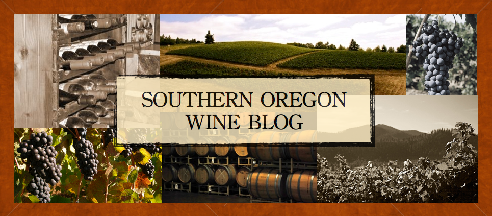 Southern Oregon Wine Blog