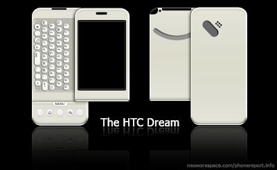 Nový mobilní zázrak od Google má jméno T-Mobile G1.