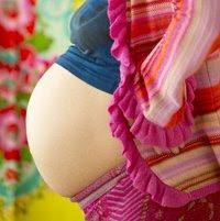 Žena a těhotenství