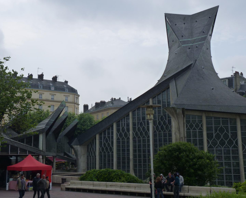 Dispatch From Metz Rouen