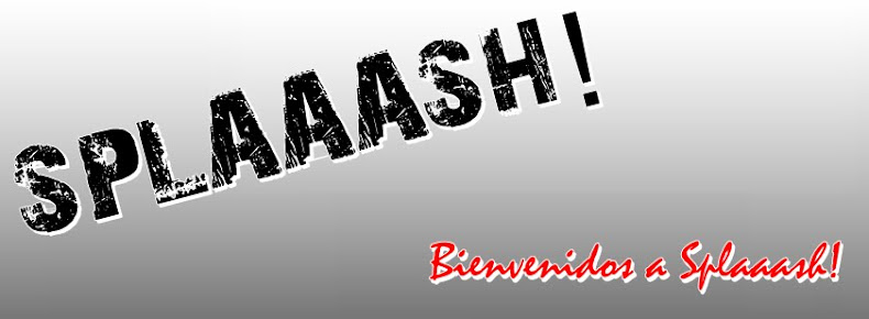 Bienvenidos a Splaaash!