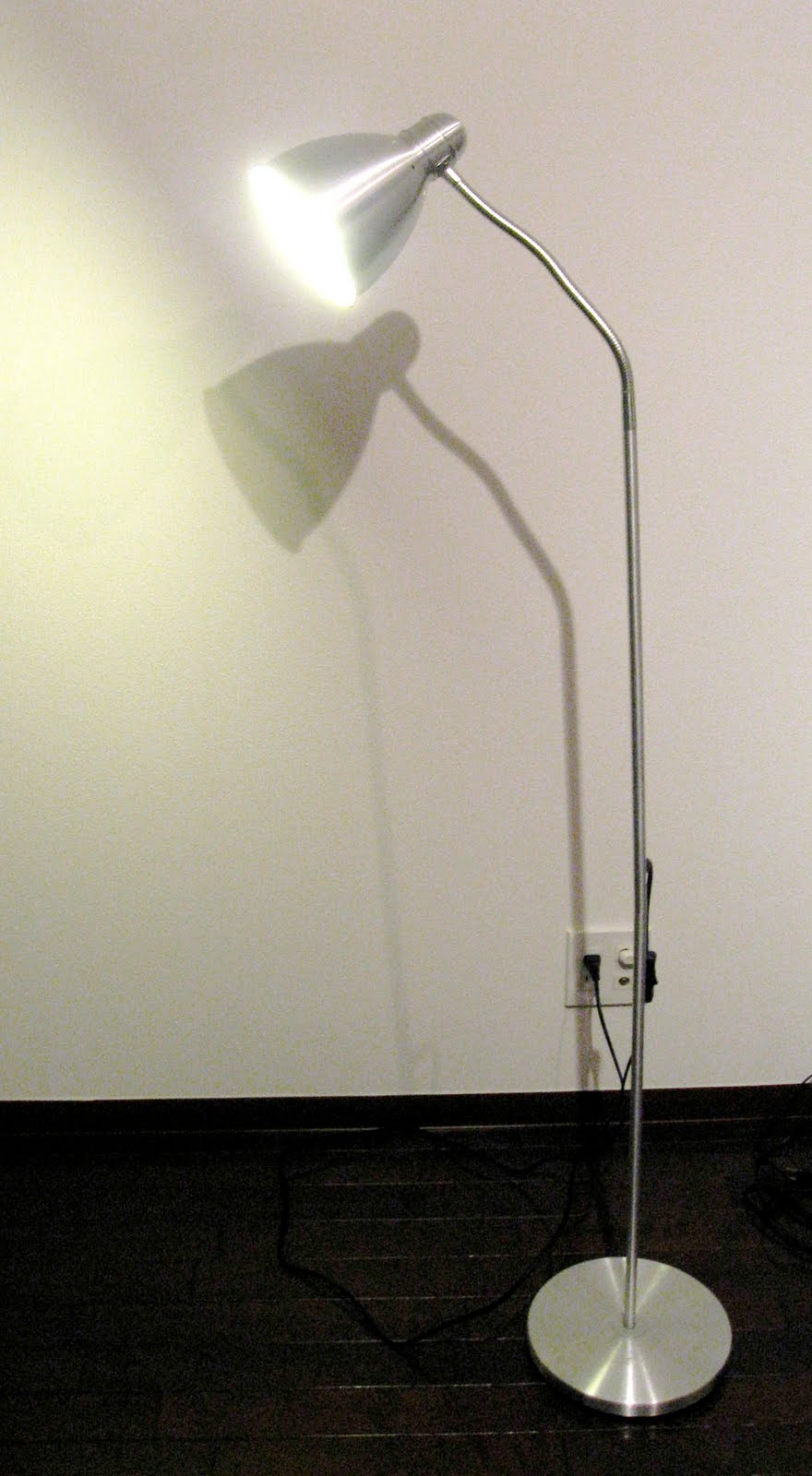 harajuku sayonara free standing ikea lamp. Black Bedroom Furniture Sets. Home Design Ideas
