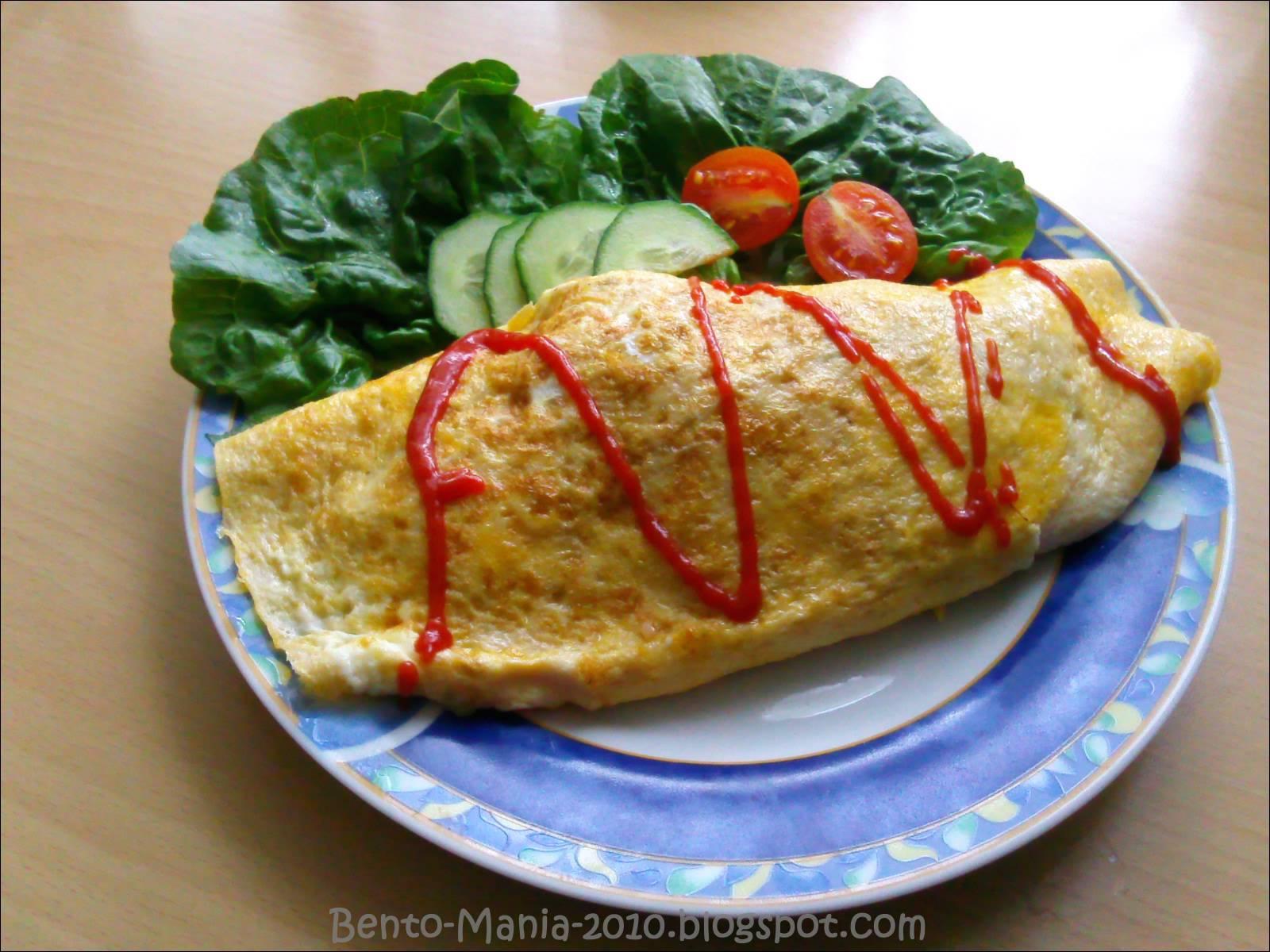 Rezept Für Omelett bento mania verrückt nach der japanischen lunch box rezept